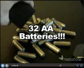 6 volt battery hack