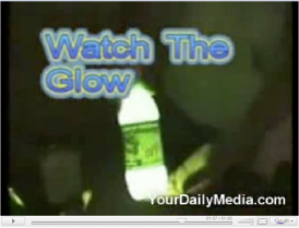 Mountain Dew Glow Stick